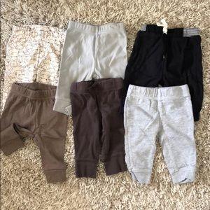 Bundle of 6 Pairs of Leggings (3 month)